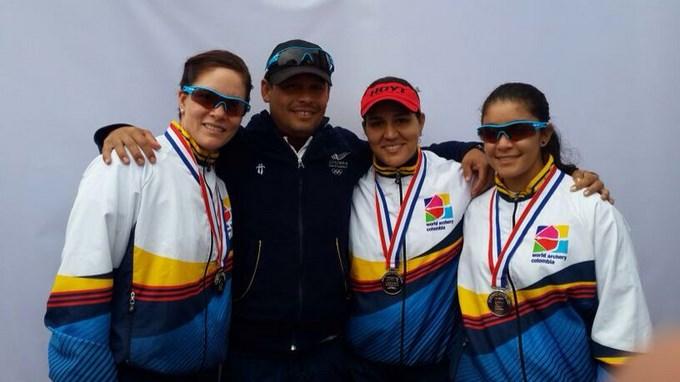 Foto Federación de Arqueros de Colombia.