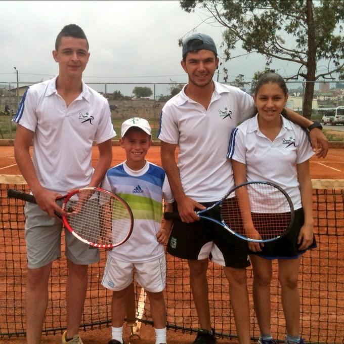 Liga Antioqueña de Tenis de Campo