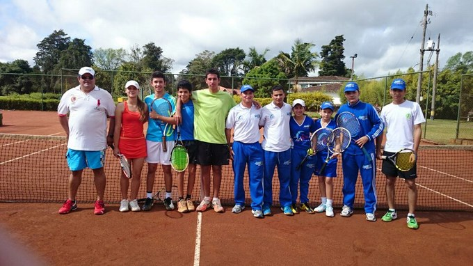 Foto Liga Anioqueña de Tenis