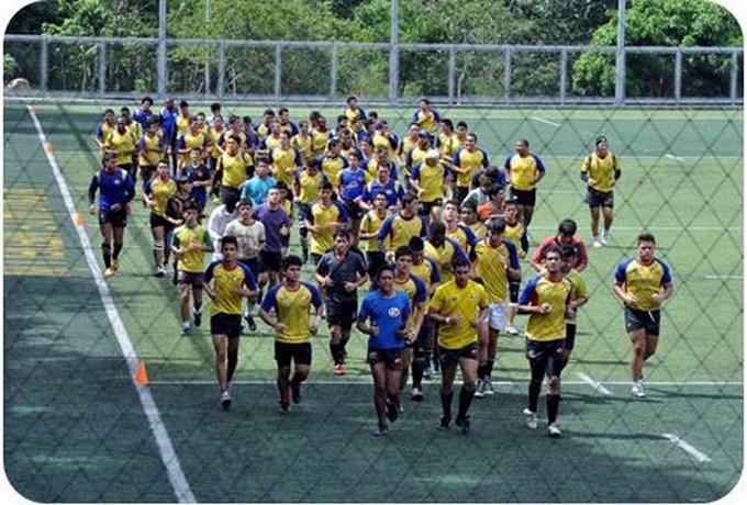 Foto Federación Colombiana de Rugby