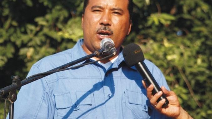 Gobernador de Arauca Facundo Castillo Cisneros app1