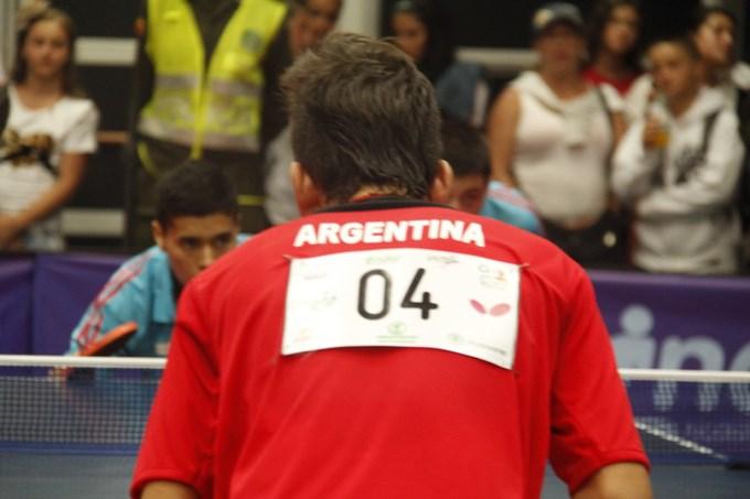 Foto Circuito Mundial Juvenil de Tenis de Mesa