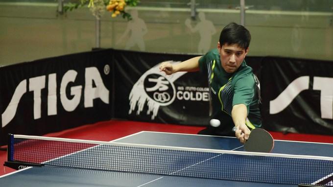 Foto Circuito Mundial de Tenis de Mesa