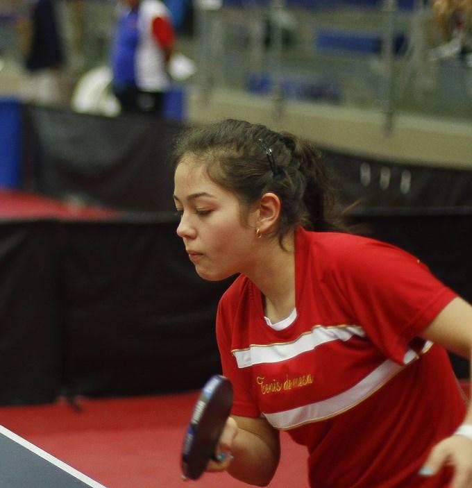 Foto Circuito Mun. Juvenil de Tenis de Mesa