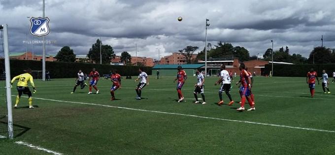 Foto Millonarios FC.