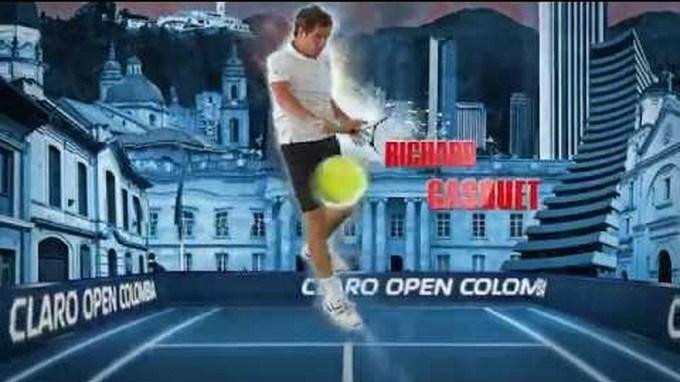 Open Claro Colombia 2014