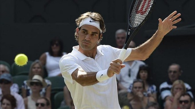 Foto EFE Federer