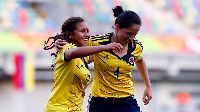 FCF - Sel. Femenina Colombia