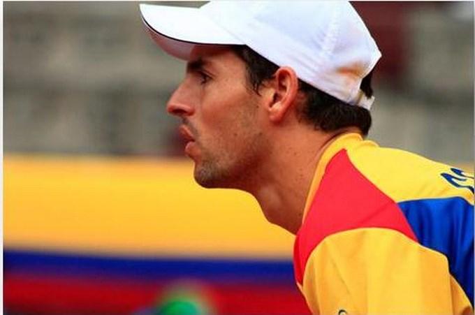 Copa Davis Santiago Giraldo - Colombia