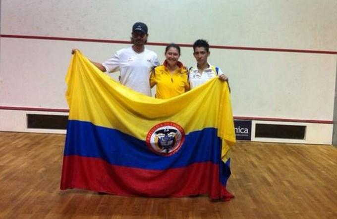 Squash Colombia - COC.