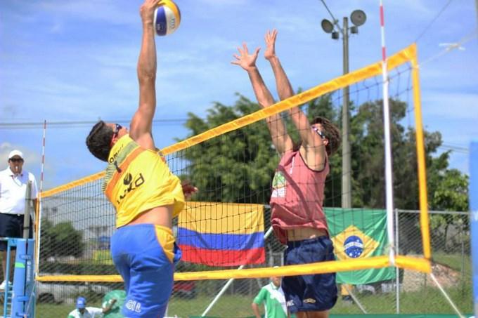Voleibol Playa Boyacá - COC