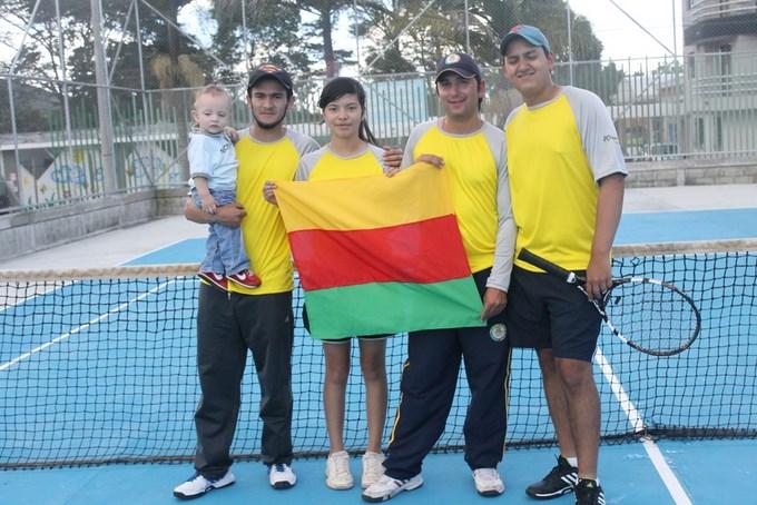 Foto Federación Ant. de Tenis de campo