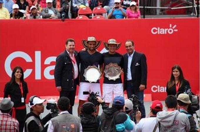 Bernard Tomic Campeón Open Bogotá