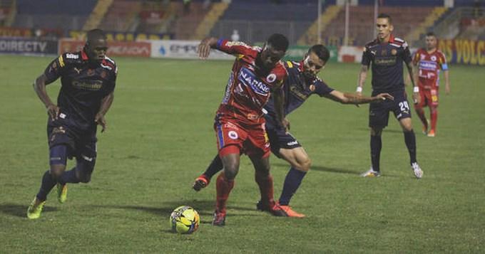 Foto Liga Postobón - Pasto 0 -DIM 0