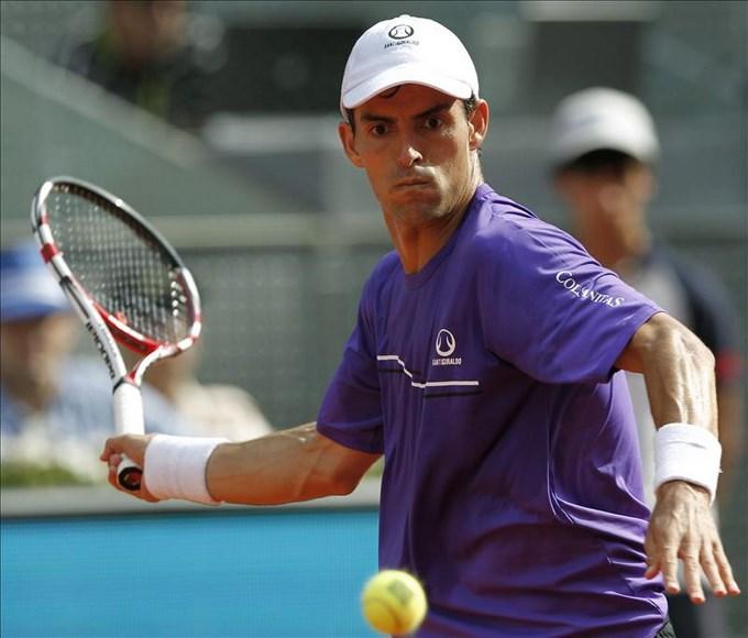 Santiago Giraldo 34 ranking ATP