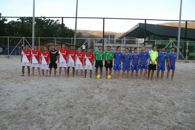 Liga Ant. Fútbol