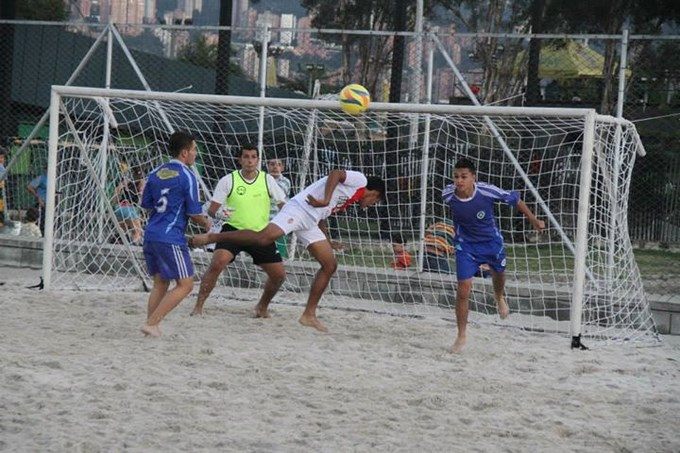 Foto Liga Ant. Fútbol