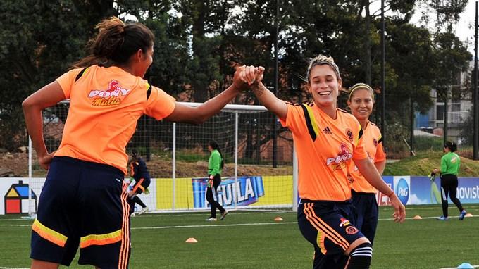 Sel Colombia Femenina - foto FCF