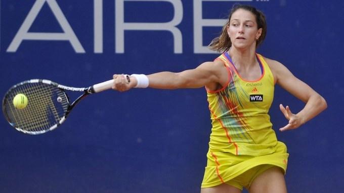 Mariana Duque cae en primera ronda del Abierto frente a la croata Donna Vekic Copiar1