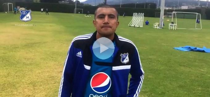 Mario González - Millonarios