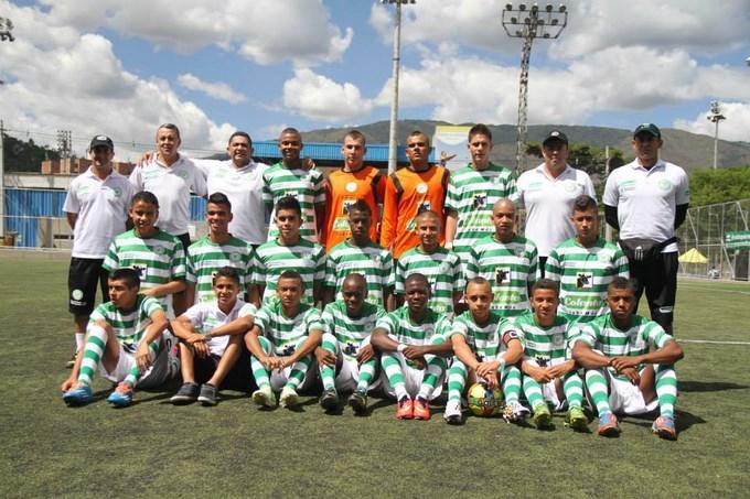 Selección Antioqueña Infantil de Fútbol