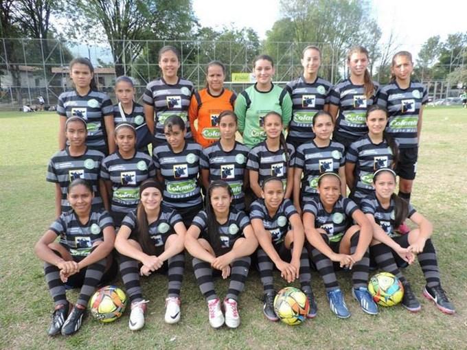Selección femenina infantil de Antioquia
