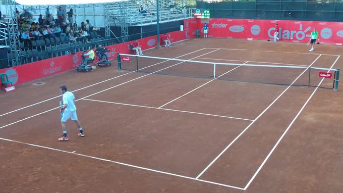 Claro Open Medellín 2014