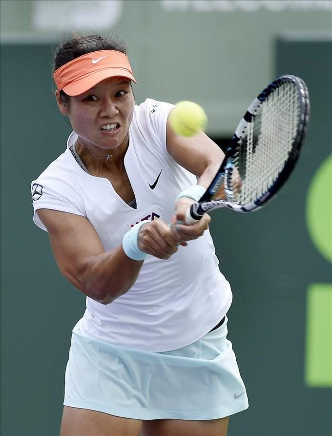 La tenista china Li Na