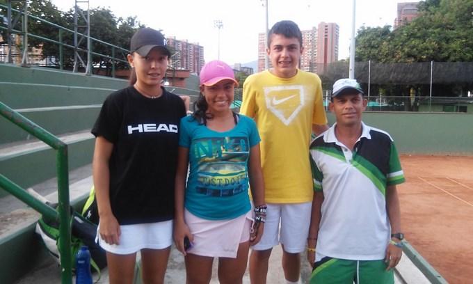 Foto Liga Antioqueña de Tenis