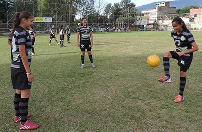 Selección Antioquia Juvenil Femenina fútbol