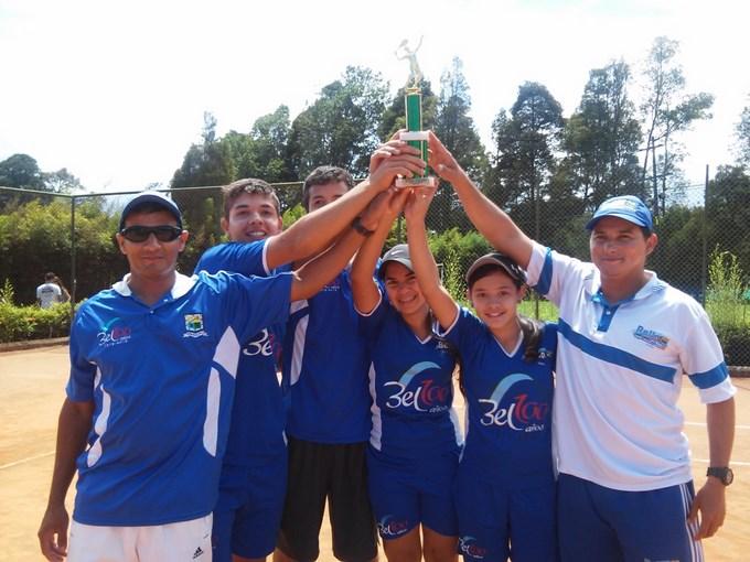 Foto Liga Antioqueña de Tenis de Campo
