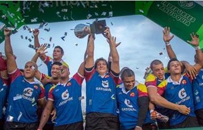 Tucanes campeón suramericano de Rugby