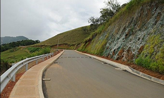 interna red vias Antioquia