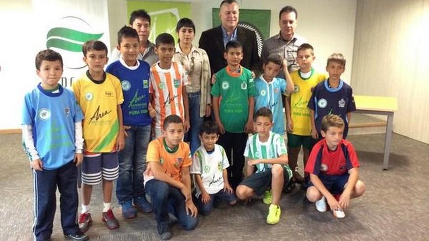 Foto Liga Antioqueña de Fútbol