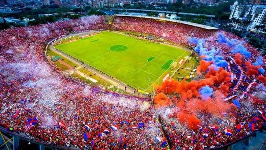 Foto Medellín Estadio Atanasio Girardot
