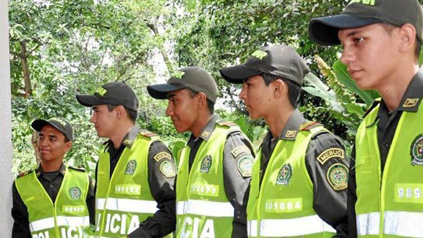 auxiliares de policia