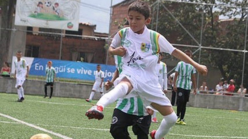 Copa Area Metropolitana - Foto Liga Antioqueña de Fútbol