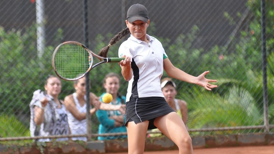 Yuliana Monroy - Foto Liga Antioqueña de Tenis