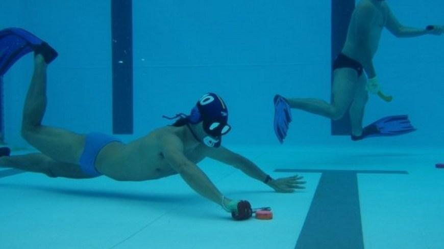 Juan José Riva - Hockey sub acuático