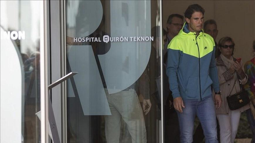Rafa Nadal - Foto EFE
