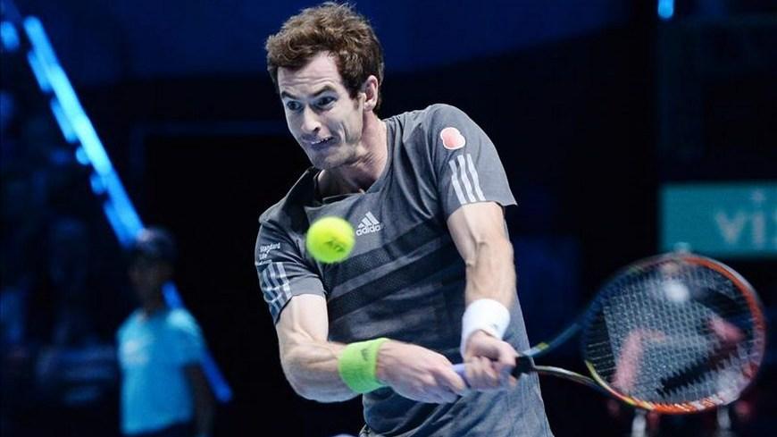 Andy Murray - Foto EFE