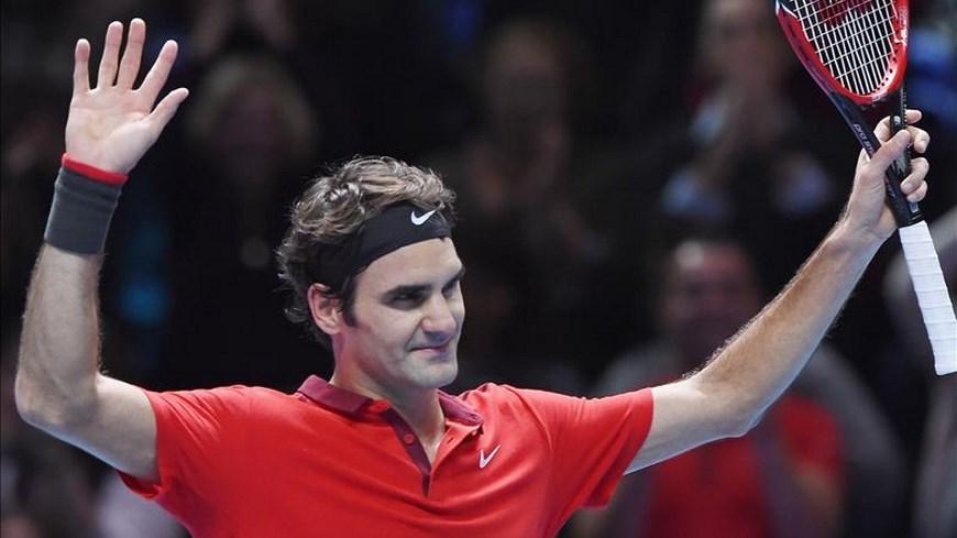 Roger Federer - Foto EFE