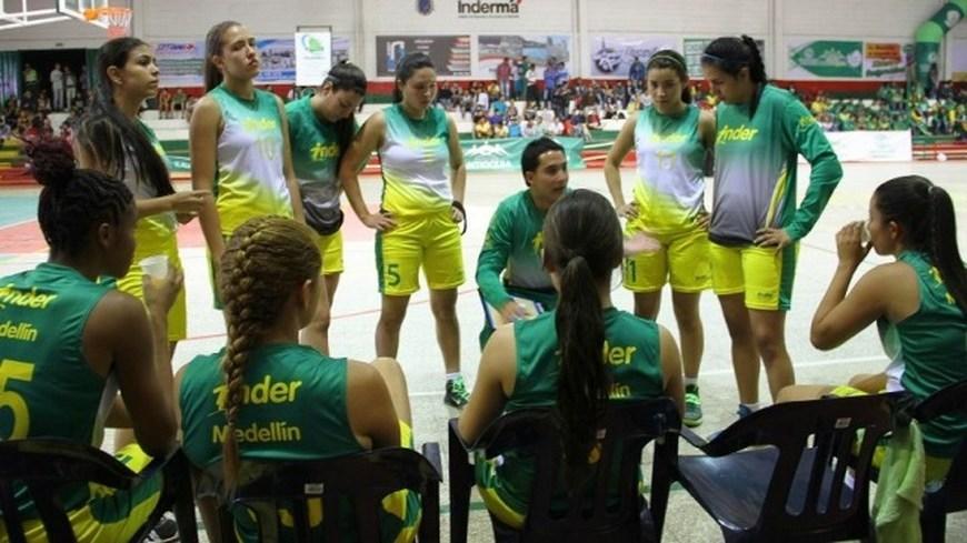 Baloncesto Juegos Departamentales