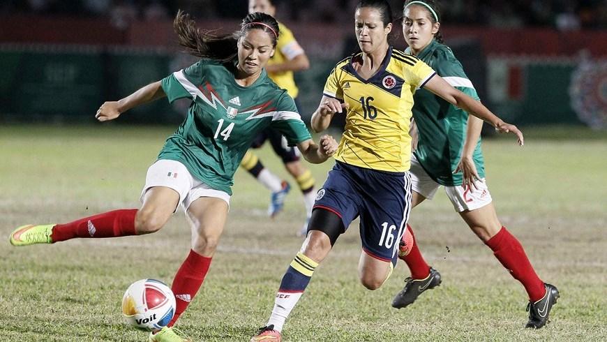 Colombia seleccion femenina