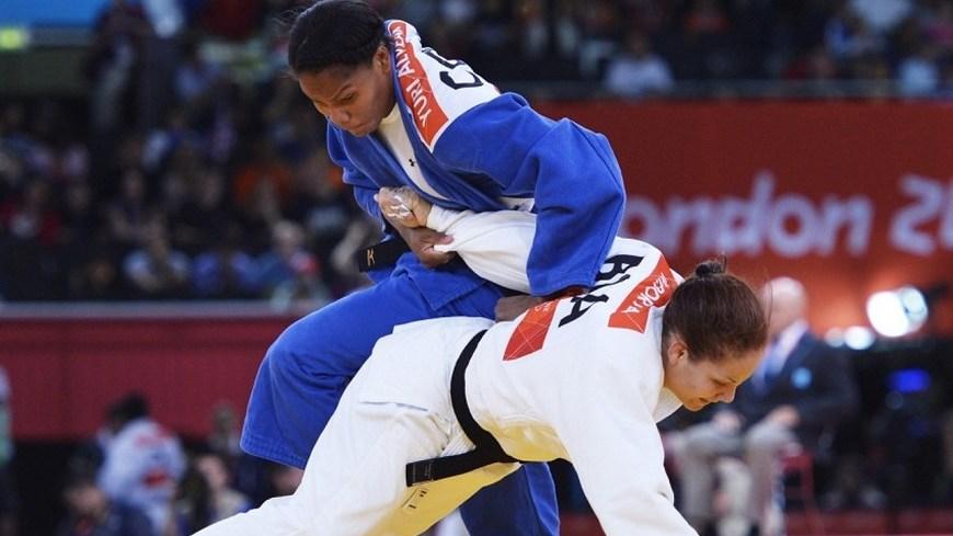 Yuri Alvear oro en Judo - Veracruz 2014