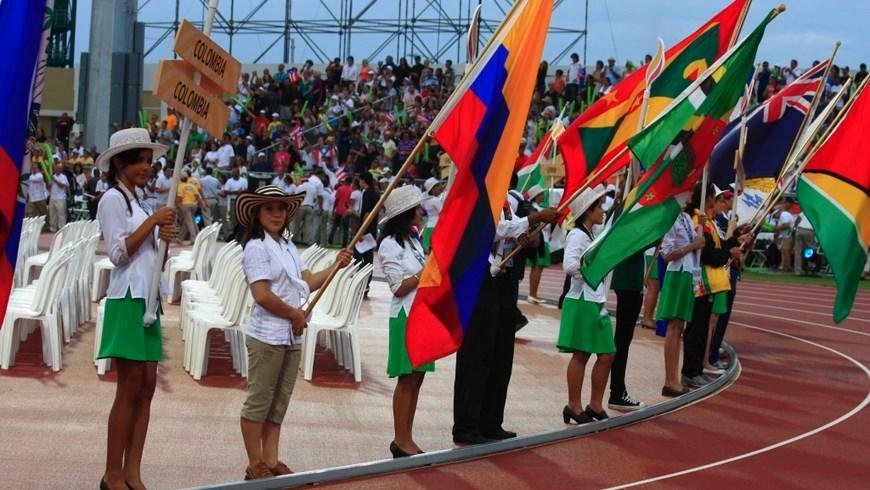 Foto COC - Sel Colombia para Centroamericanos y del Caribe Veracruz México.