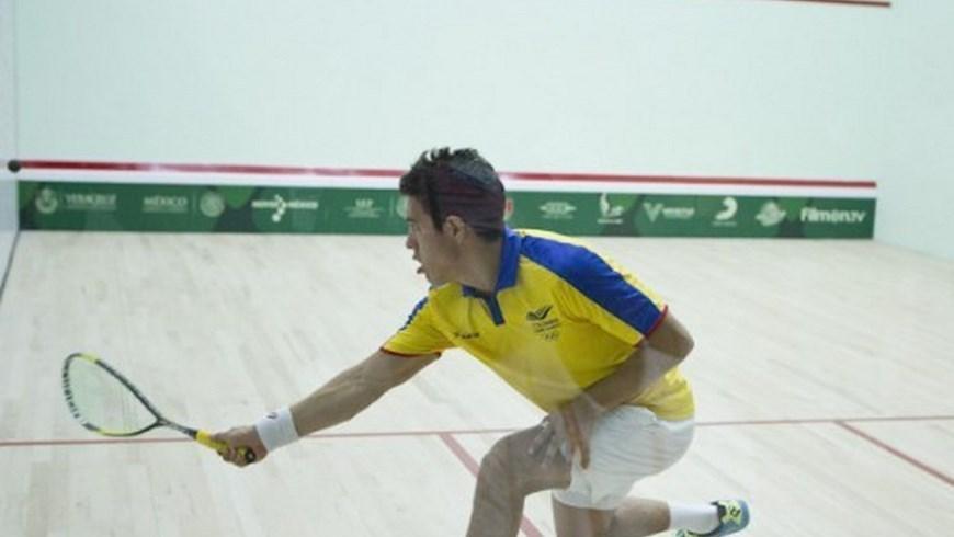 Miguel Ángel Rodríguez - Squash - Foto COC