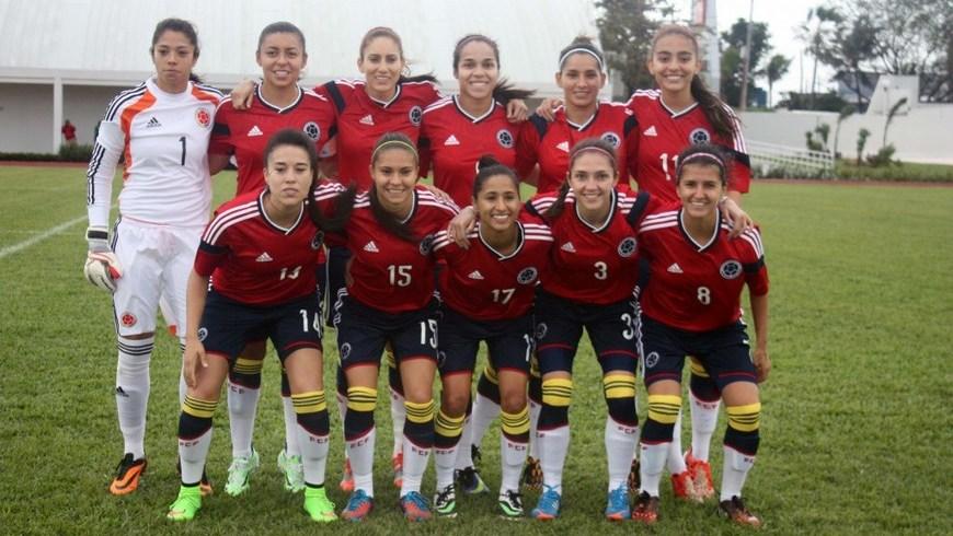 Selecci%C3%B3n Colombia Femenina