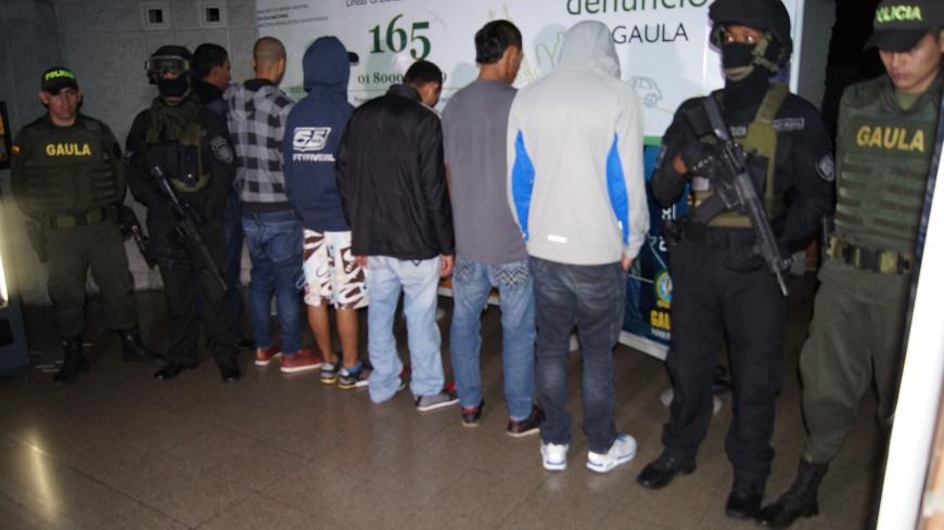 Foto: Cortesía Policía Metropolitana del Valle de Aburrá