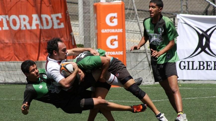 Foto archivo - Circuito Nacional de Rugby Sevens